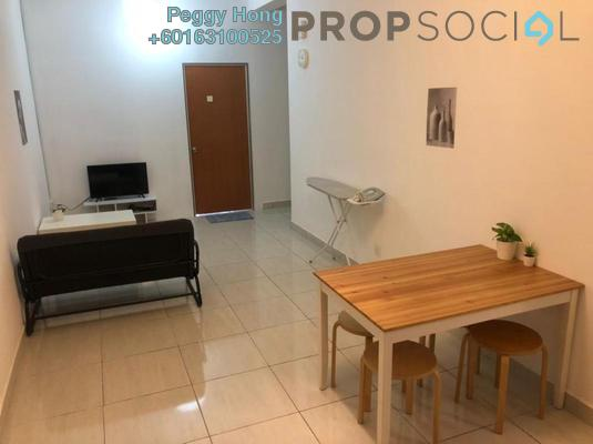 Condominium For Rent in BSP 21, Bandar Saujana Putra Freehold Fully Furnished 4R/2B 1.8k