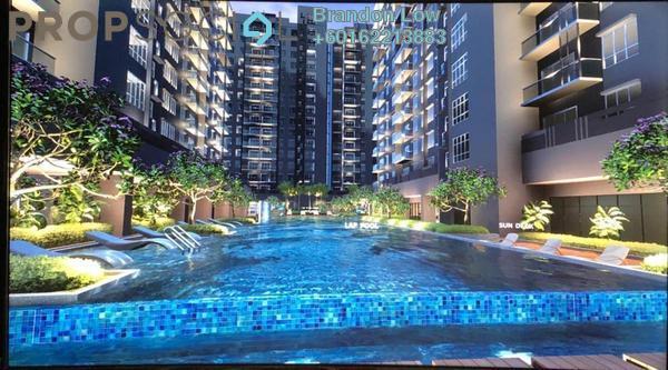 Condominium For Sale in Gaya Resort Homes, Bukit Rimau Freehold Unfurnished 2R/2B 430k