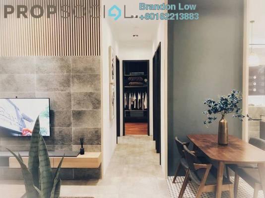 Serviced Residence For Sale in Gaya Resort Homes, Bukit Rimau Freehold Semi Furnished 2R/2B 430k
