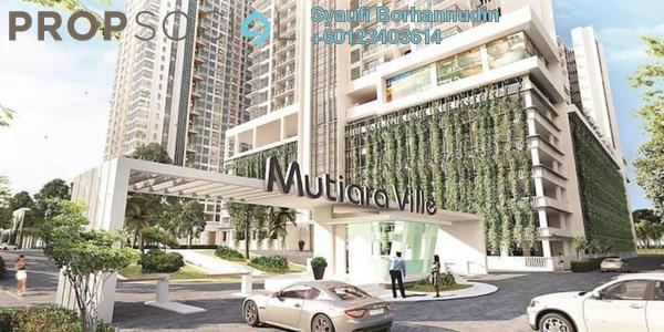 Condominium For Sale in Mutiara Ville, Cyberjaya Freehold Unfurnished 3R/2B 460k