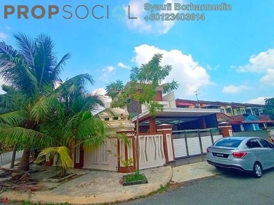 Terrace For Sale in Taman Dato Hormat, Telok Panglima Garang Freehold Unfurnished 4R/3B 700k