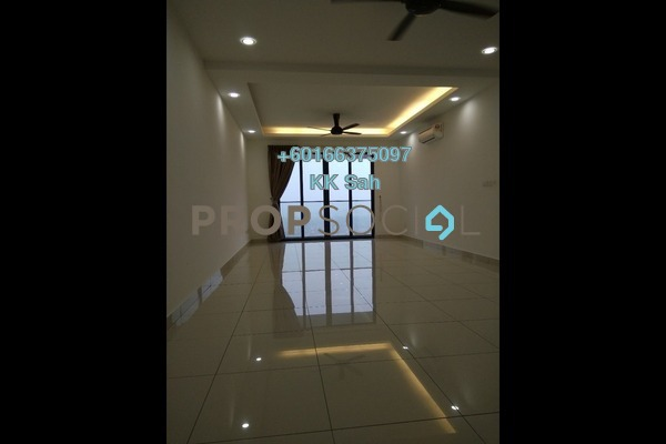 Condominium For Rent in You Residences @ You City, Batu 9 Cheras Freehold Semi Furnished 3R/2B 2k
