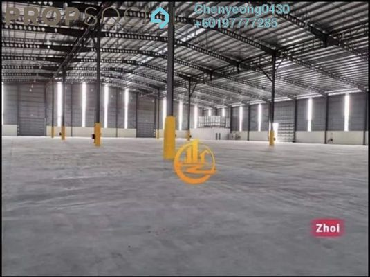 Factory For Rent in Glenmarie Cove, Port Klang Freehold Unfurnished 0R/0B 227k