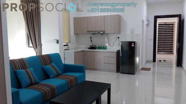 Condominium For Rent in 8 Kinrara, Bandar Kinrara Freehold Fully Furnished 0R/1B 1.5k
