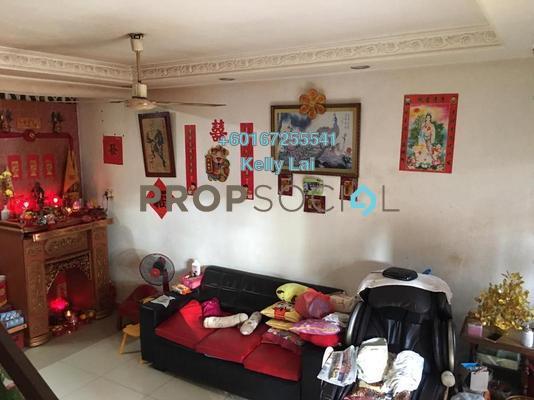 Terrace For Sale in Taman Sri Sinar, Segambut Freehold Semi Furnished 3R/3B 548k