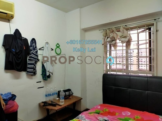 Terrace For Sale in Taman Sri Sinar, Segambut Freehold Semi Furnished 3R/3B 695k