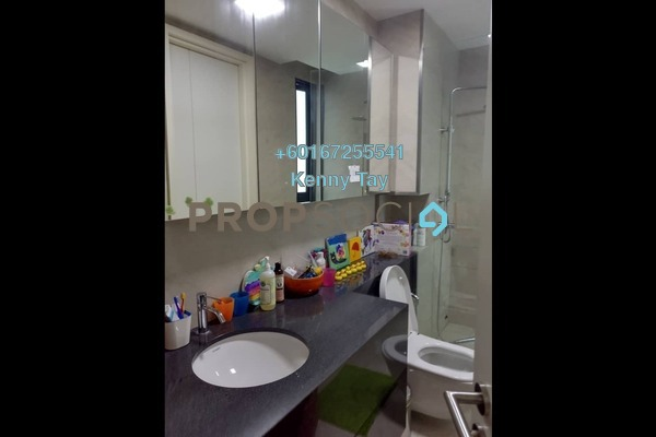 Condominium For Sale in One Central Park, Desa ParkCity Freehold Semi Furnished 2R/2B 1.4m