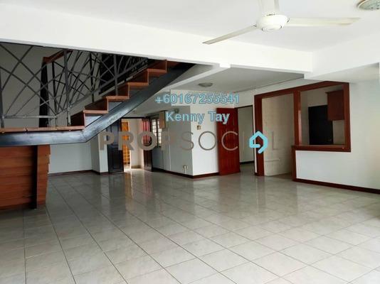Duplex For Sale in Sri Intan 2, Jalan Ipoh Freehold Semi Furnished 4R/3B 580k