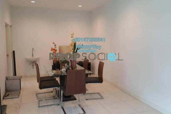 Townhouse For Sale in Sunway SPK 3 Harmoni, Kepong Freehold Semi Furnished 4R/4B 1.3m