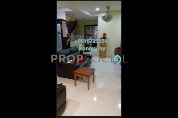 Terrace For Sale in Taman Kepong, Kepong Freehold Semi Furnished 4R/3B 998k