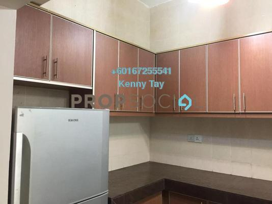 Townhouse For Sale in Villa Mas 2, Jalan Ipoh Freehold Semi Furnished 3R/3B 670k