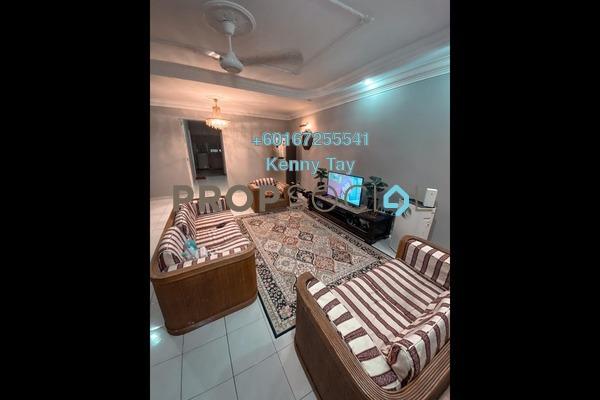 Terrace For Sale in Taman Bukit Desa, Kepong Freehold Semi Furnished 5R/3B 780k
