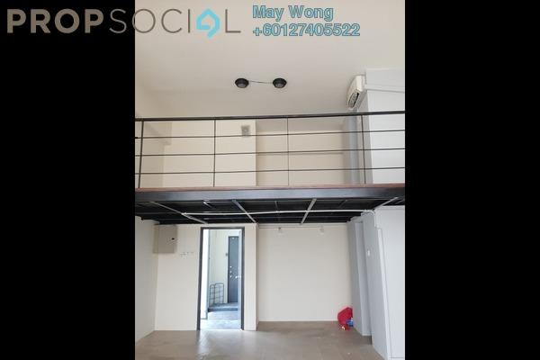 Office For Sale in Empire Subang, Subang Jaya Freehold Semi Furnished 0R/2B 450k