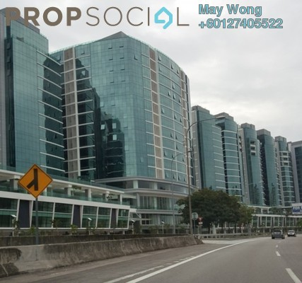 Office For Rent in UOA Business Park, Saujana Freehold Semi Furnished 0R/0B 4.5k