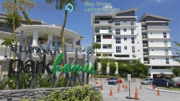 Condominium For Sale in Subang Parkhomes, Subang Jaya Freehold Fully Furnished 4R/3B 950k