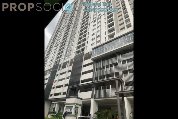 Condominium For Rent in Lanai Residences, Bukit Jalil Freehold Fully Furnished 3R/2B 450translationmissing:en.pricing.unit