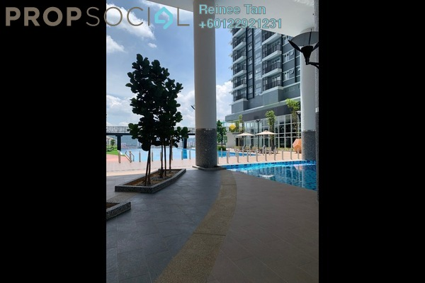 Condominium For Rent in Pinnacle, Sri Petaling Freehold Fully Furnished 3R/3B 600translationmissing:en.pricing.unit