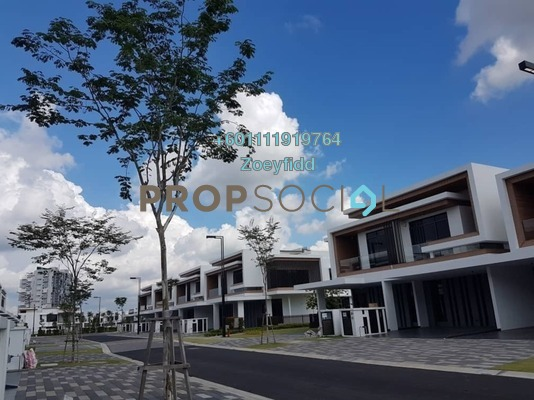 Terrace For Sale in Terraza @ Eco Sanctuary, Telok Panglima Garang Freehold Unfurnished 4R/5B 1.16m