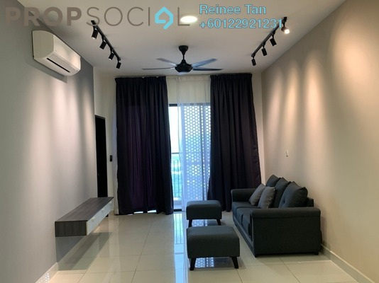 Condominium For Rent in The Havre, Bukit Jalil Freehold Fully Furnished 1R/1B 500translationmissing:en.pricing.unit