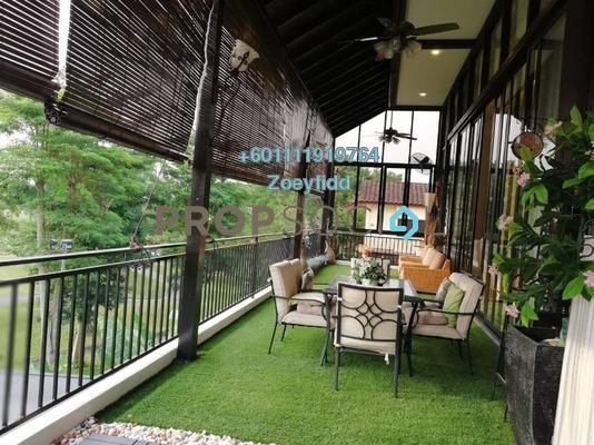 Bungalow For Sale in Saujana Impian, Kajang Freehold Semi Furnished 6R/7B 5.2m