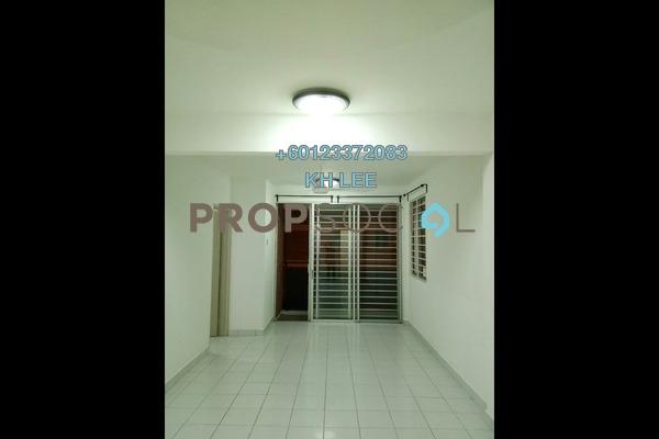Apartment For Sale in Pangsapuri Alam Budiman, Shah Alam Freehold Semi Furnished 3R/2B 309k