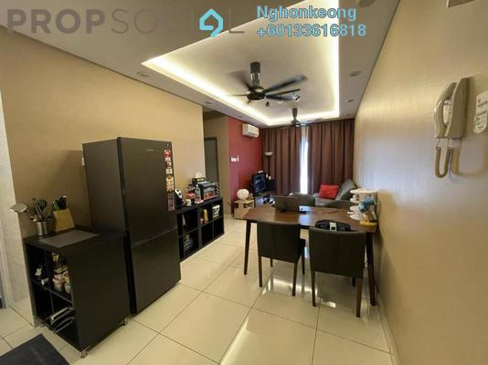 Condominium For Sale in Koi Suites, Puchong Freehold Semi Furnished 3R/2B 390k