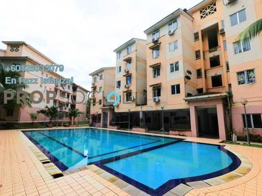 Apartment For Sale in Saujana Damansara, Damansara Damai Freehold Unfurnished 3R/2B 215k