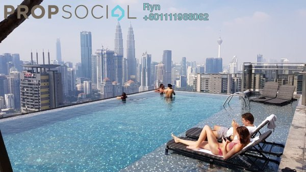 Condominium For Sale in Expressionz Professional Suites, Titiwangsa Freehold Fully Furnished 2R/2B 1.1m