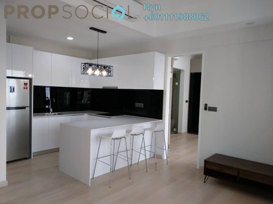 Serviced Residence For Rent in Star Residences, Kuala Lumpur Freehold Fully Furnished 1R/1B 2.5k