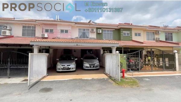 Terrace For Sale in BSP 21, Bandar Saujana Putra Freehold Semi Furnished 4R/3B 440k