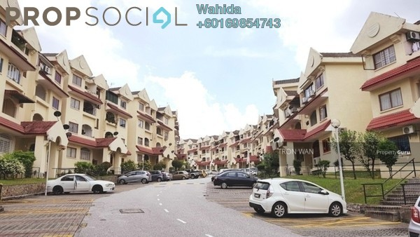 Condominium For Rent in Lafite Apartment, Subang Jaya Freehold Fully Furnished 3R/2B 1.6k