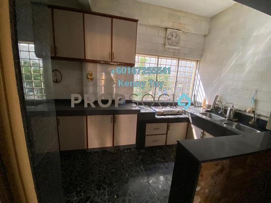 Terrace For Sale in Taman Wangsa Permai, Kepong Freehold Semi Furnished 4R/3B 620k