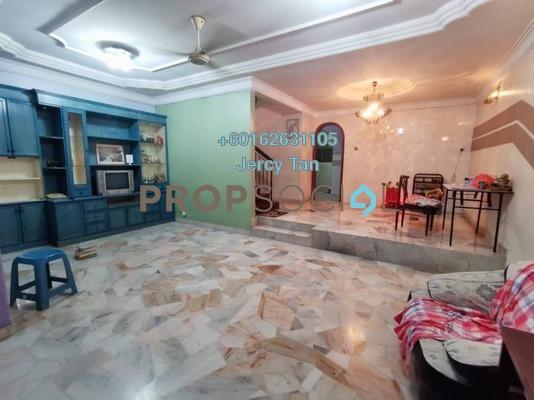 Terrace For Sale in Taman Bukit Maluri, Kepong Leasehold Semi Furnished 4R/3B 970k
