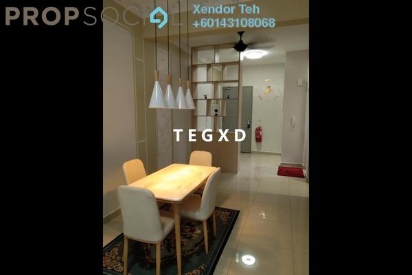 Condominium For Sale in Maple Residences, Bandar Bestari Freehold Fully Furnished 2R/2B 588k