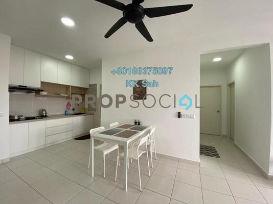 Condominium For Rent in Eco Majestic, Semenyih Freehold Semi Furnished 3R/2B 1k
