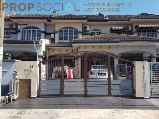 Terrace For Sale in BP3, Bandar Bukit Puchong Freehold Semi Furnished 4R/3B 648k