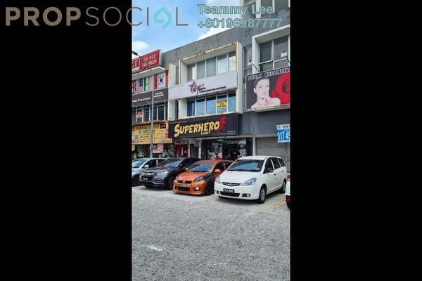 Office For Rent in 1st Residence @ Taman Tawas Jaya, Ipoh Freehold Unfurnished 0R/2B 2.6k