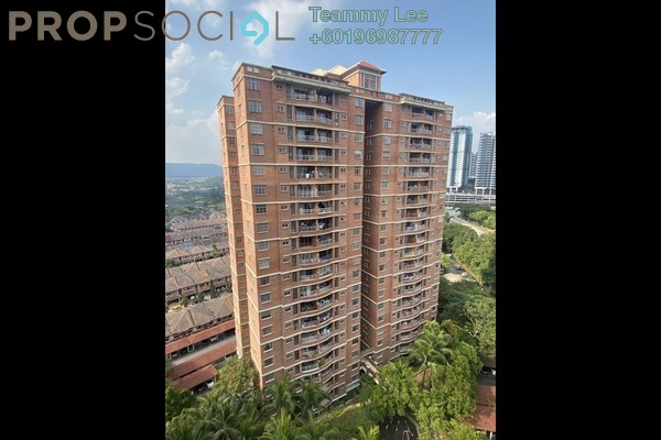 Condominium For Rent in Greenview Residence, Bandar Sungai Long Freehold Fully Furnished 4R/2B 1.5k