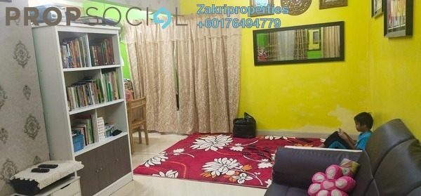 Apartment For Sale in Jelutong Heights, Bukit Jelutong Freehold Unfurnished 2R/1B 200k