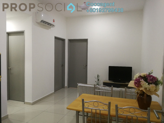 Serviced Residence For Rent in MesaHill, Putra Nilai Freehold Fully Furnished 2R/2B 1.1k