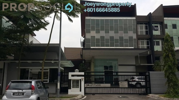 Factory For Sale in USJ 19, UEP Subang Jaya Freehold Fully Furnished 0R/0B 6.5m