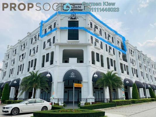 Shop For Rent in Eco Palladium, Johor Bahru Freehold Unfurnished 0R/0B 4k