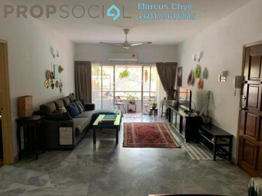 Condominium For Rent in Villa Flora, TTDI Freehold Fully Furnished 2R/2B 2.4k