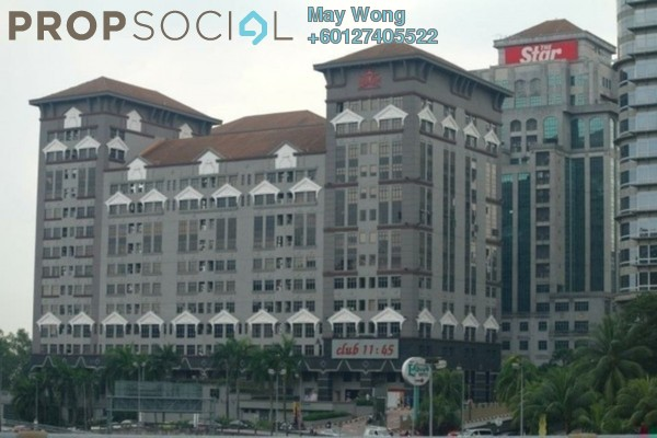 Office For Sale in Phileo Damansara 2, Petaling Jaya Freehold Semi Furnished 0R/0B 1.13m