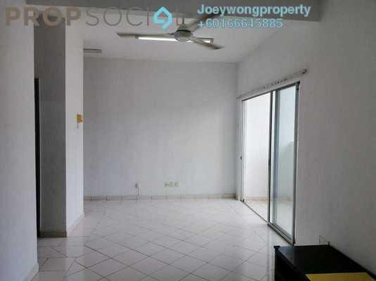 Apartment For Sale in Seri Jati Apartment, Bandar Puteri Puchong Freehold Semi Furnished 3R/2B 240k