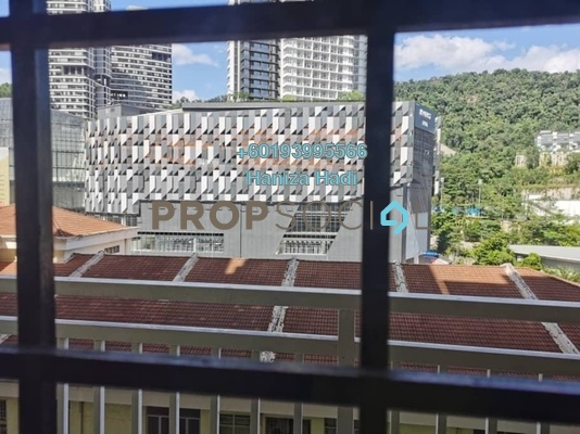 Condominium For Sale in Platinum Hill PV3, Setapak Freehold Fully Furnished 4R/2B 430k