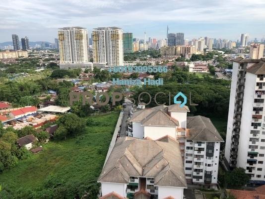 Condominium For Sale in Sri Suajaya, Sentul Freehold Fully Furnished 3R/2B 380k