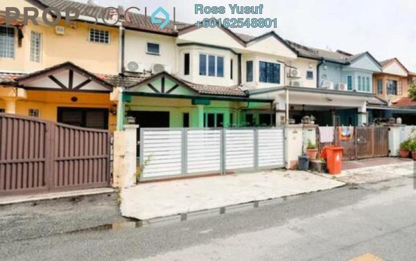 Terrace For Rent in Sunway Mentari, Bandar Sunway Freehold Fully Furnished 4R/3B 2.6k