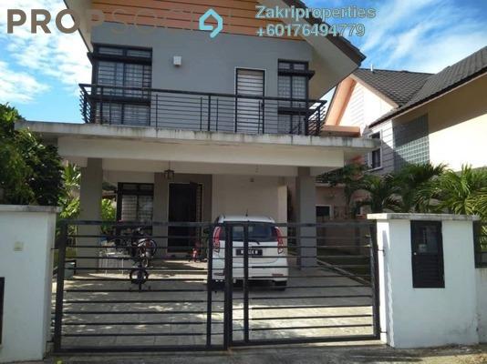Semi-Detached For Sale in Bandar Saujana Utama, Sungai Buloh Freehold Unfurnished 4R/4B 780k