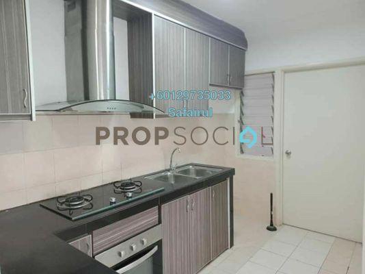 Condominium For Rent in Alam Prima, Shah Alam Freehold Semi Furnished 3R/2B 1.2k